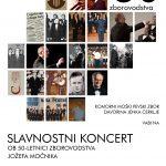 50 let zborovodstva Jožefa Močnika